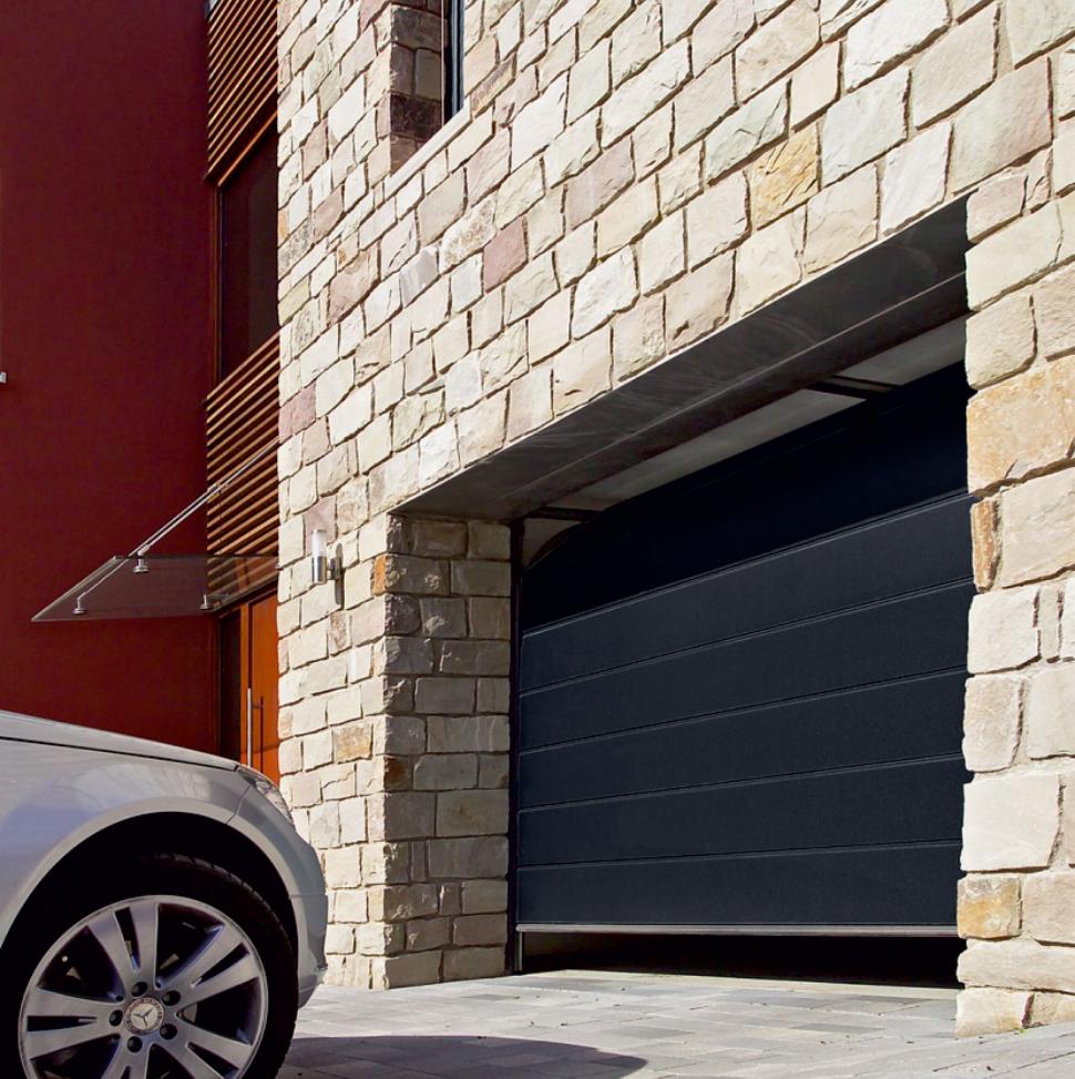 Bezpieczne bramy garażowe