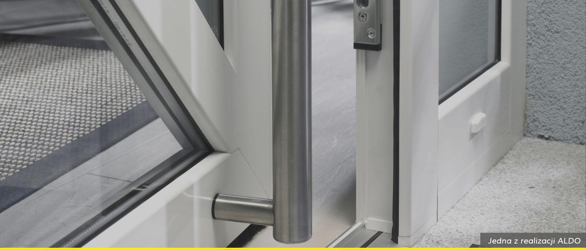 Bezpieczne drzwi